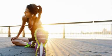 5 Fehler beim Jogging