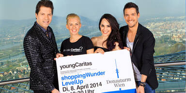 youngCaritas shoppingWunder