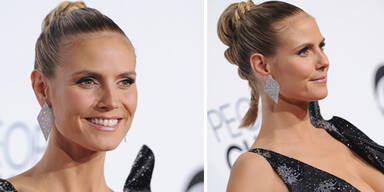 Beauty-Star der Woche: Heidi Klum