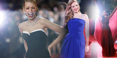 Cannes 2014: Die Kleiderschau geht weiter