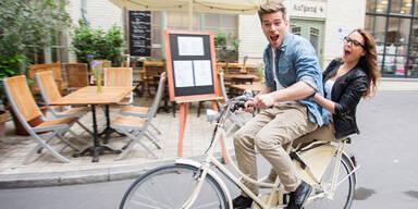 Heute ist europäischer Tag des Fahrrads