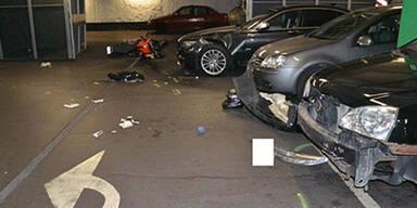 Teenager nach Bike-Unfall schwer verletzt