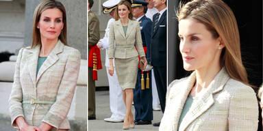 Letizia von Spanien und König Felipe VI
