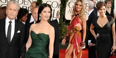 Die Stars der Golden Globes