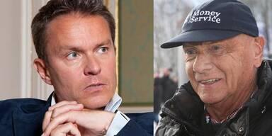 Alfons Haider, Niki Lauda