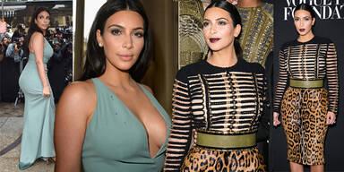 Kim versext die Pariser Couture-Woche