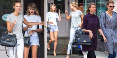 BFF-Style: Karlie Kloss und Taylor Swift