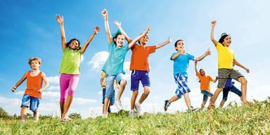 Mehr Bewegung für Österreichs Kids