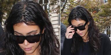 Haare nicht gewaschen, Kim?