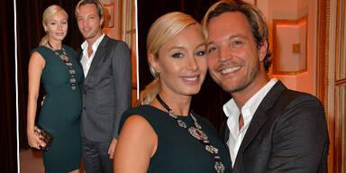 Markus Langes-Swarovski & Ehefrau Julia