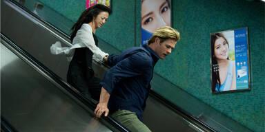 "Chris Hemsworth in ""Blackhat"""