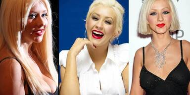 Christina Aguilera is(s)t immer mehr