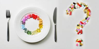 Was bringen Vitamin-Präparate?