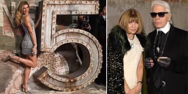 Gisele Bündchen wirbt für Chanel No.5