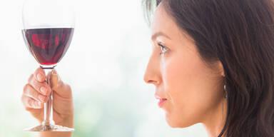 5 Risiken beim Trinken von Rotwein