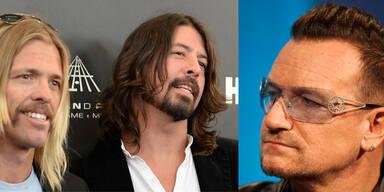 Foo Fighters vs. U2