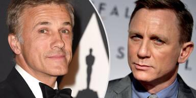 Christoph Waltz neuer Bond-Bösewicht