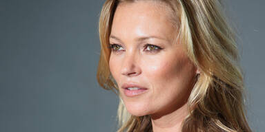 Kate Moss: Schöne Haut mit Lymphdrainage