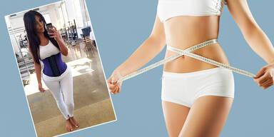 Waist-Training: Der neue Fitness-Trick der Stars