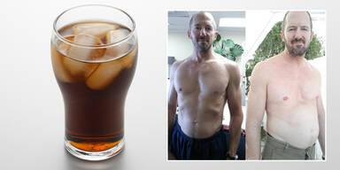 Was passiert, wenn man 10 Cola pro Tag trinkt?