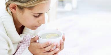 Die Top 10 Lebensmittel bei Erkältungen