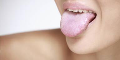 Was Ihnen die Zunge über Ihre Gesundheit sagen will