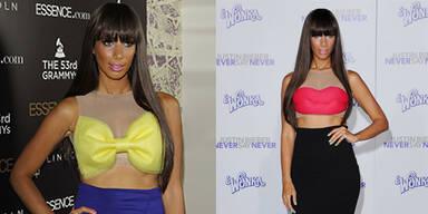 Leona Lewis: Zwei Modeflops hintereinander