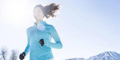 Richtig atmen beim Laufen