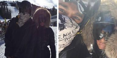 Kim Kardashian & Kanye West: Skitrip