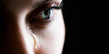 Warum Weinen der Psyche nicht hilft