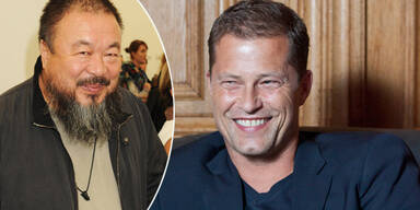 Ai Weiwei, Til Schweiger