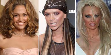 Die schlimmsten Star-Frisuren