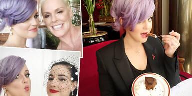 Kelly Osbourne: Ihr Instagram-Album aus Wien