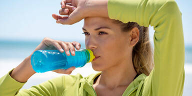 Dehydration: So meldet sich Ihr Körper