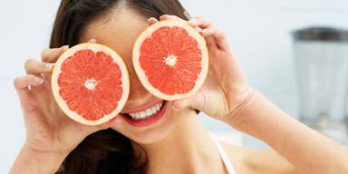 Ein Glas Grapefruit-Saft am Tag schützt das Herz