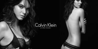 Kendall Jenner für Calvin Klein