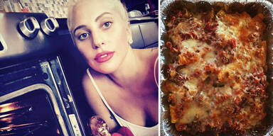 Lady Gaga kocht