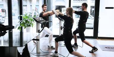 Muskeln mit Strom: Das kann EMS-Training