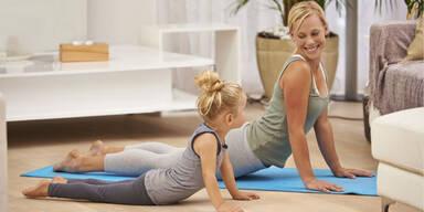 So motivieren Sie Ihr Kind zu mehr Bewegung