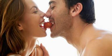 Hunger tötet bei Frauen die Sex-Lust