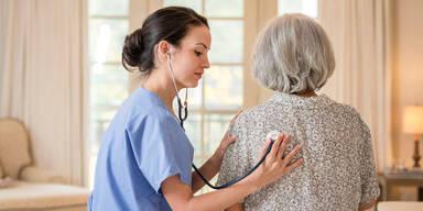 Diese 5 Krankheiten drohen ab 60