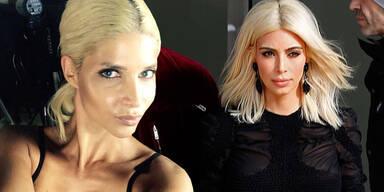 Micaela Schäfer, Kim Kardashian