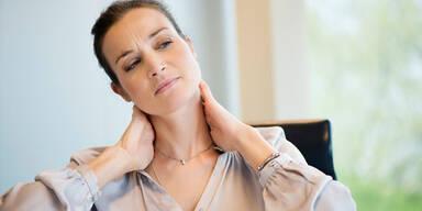 SOS-Tipps gegen Nackenschmerzen