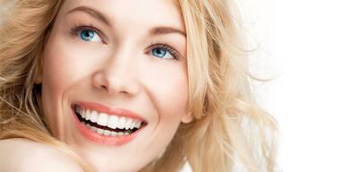 Strahlendes Lächeln dank neuer Methode
