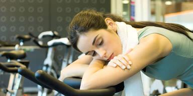 5 Zeichen, dass Ihr Training zu schwach ist