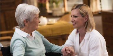 WHO fordert neue Konzepte der Fürsorge für Alte
