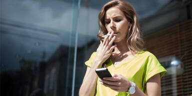Stresst Sie Ihr Smartphone?