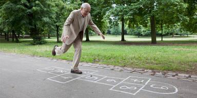 Lebenserwartung der Österreicher steigt