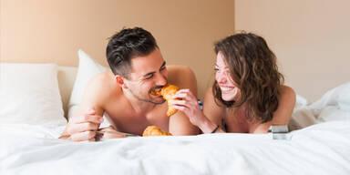 Das verrät das Frühstück über Sex-Vorlieben