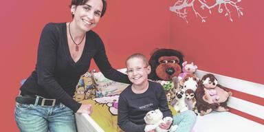 Martina Hollinsky mit Tochter Stefanie